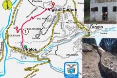 1. Pelos - Borgo Prà - Col Pelos - Palù