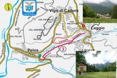 3. Pelos - Navare - Ciaresella - Laggio