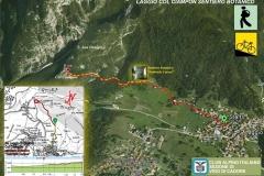 Laggio - Col Ciampon sentiero botanico