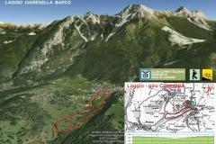 Laggio - Ciaresella - Barco
