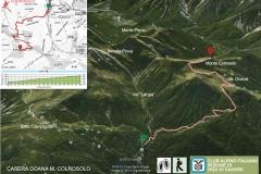 Casera Doana - Monte Colrosolo