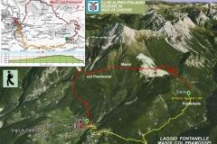 Laggio - Fontanelle - Masoi - Col Pramossei
