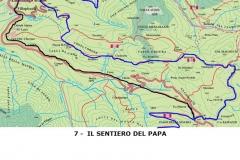 Il sentiero del Papa